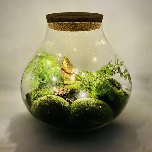 Easter Limited Edition Secret Garden Ecosystem
