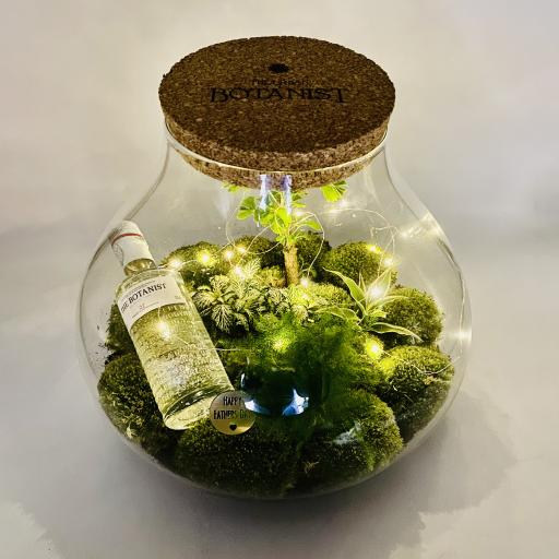 Limited Edition Father's Day GIN Secret Garden Ecosystem