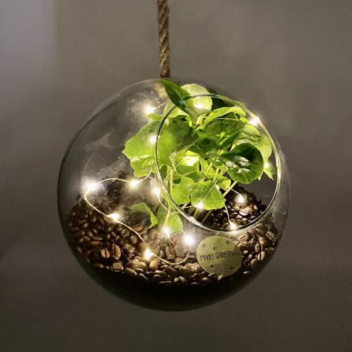 Rustic Supersize Coffee Bauble